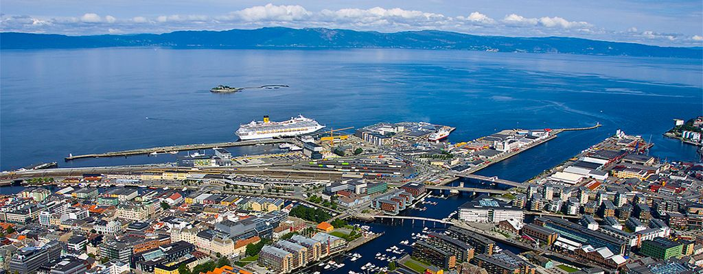 The dynamic city of Trondheim gains its first Regus Centre