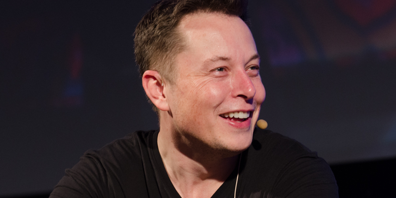 Tesla founder Elon Musk, who reportedly doesn't need much sleep